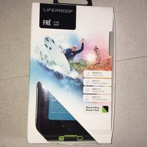 Lifeproof phone case.   NIB.